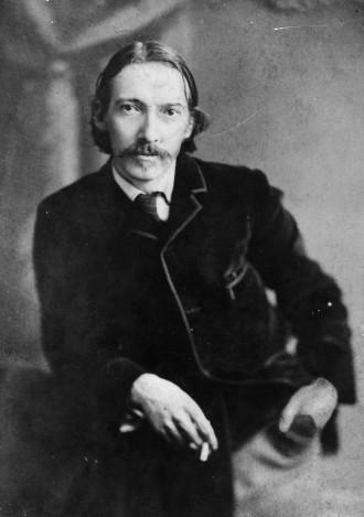 Robert Louis Stevenson, circa 1880.