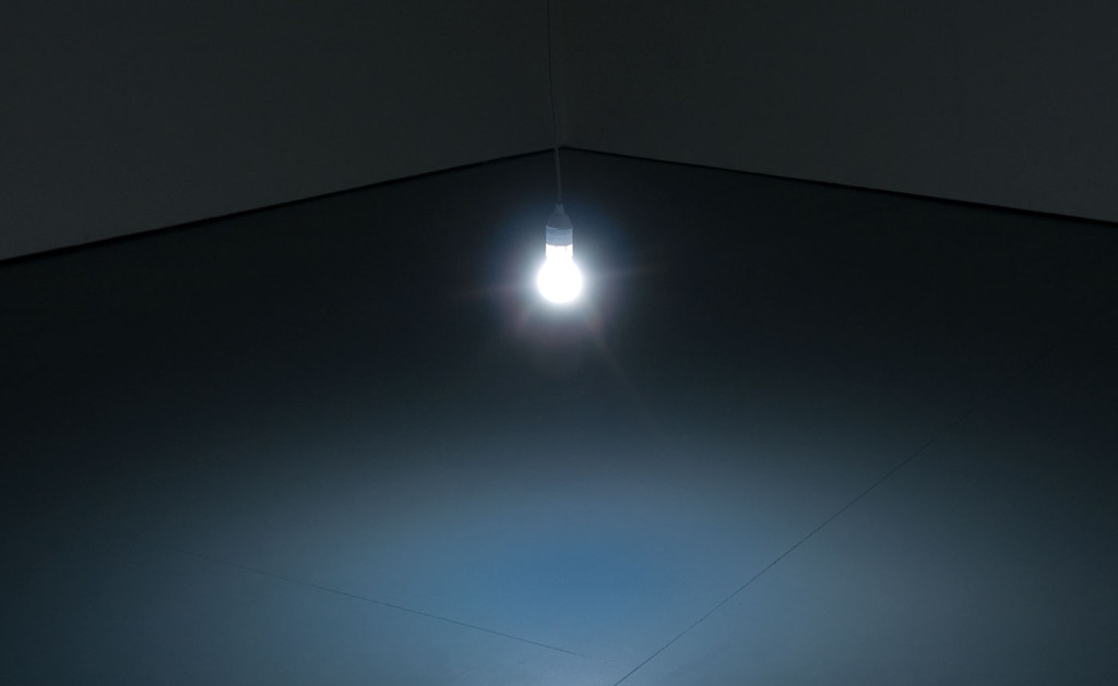 Katie Paterson, 'Lightbulb to Simulate Moonlight', Haunch of Venison Gallery, London.