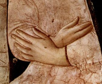Fra Angelico (detail).