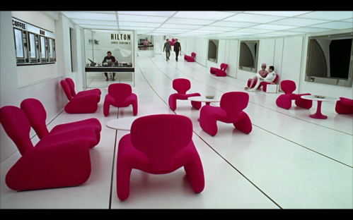2001; A Space Odyssey (1968)...Stanley Kubrick, dr.