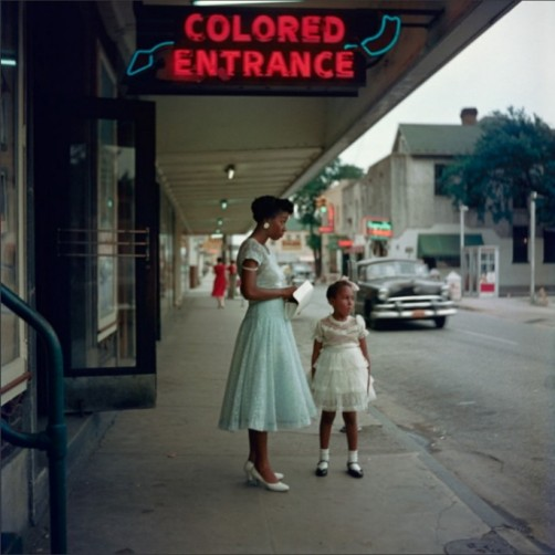 Gordon Parks, photography. 1956