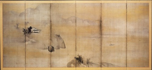 Kaiho Yusho, apprx. 1602