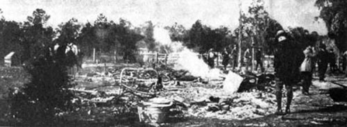 Rosewood, Florida 1923, 'The Rosewood Massacre'