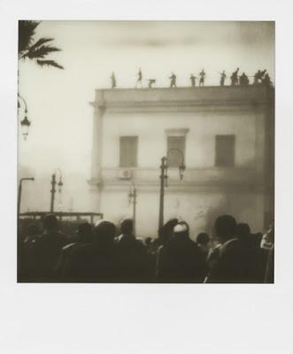 """Giorgio di Noto, photography/video. From Tunesia 2011, """"The Arab Revolt""""."""