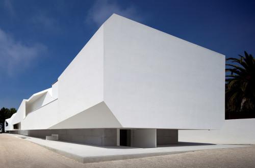 'Porto House', Álvaro Siza Vieira, architect. 2010