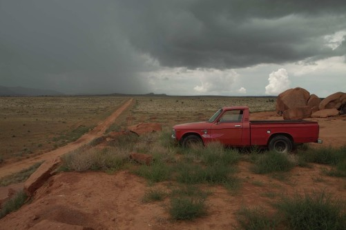 "Alec Soth, photography. ""Utah""."