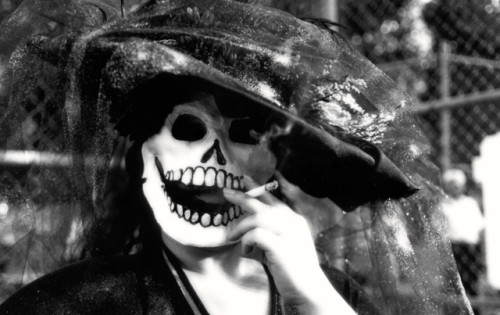Ed Valfre, photography. DIa de los Muertos.