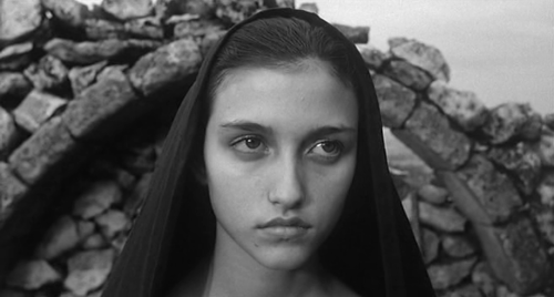 Gospel According to St Matthew (1964). Pier Paolo Pasolini, dr.