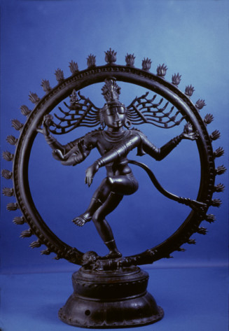 Shiva, Chola dynasty, 12th century AD, South India.