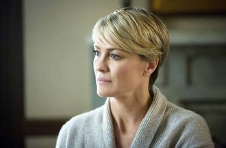 "Robin Wright; ""House of Cards"" 2013 Netflix."
