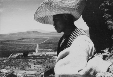 Que Viva Mexico (1932) Sergei Eisenstein, dr.