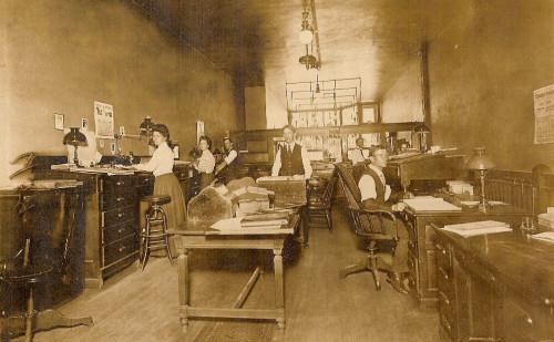 Traction Light, Heat & Power, Appleton Wisconsin. 1908
