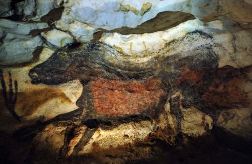 Lascaux caves.
