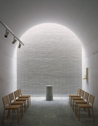 Woodland Cemetary, Crematorium. Johan Celsing, architect. 2013