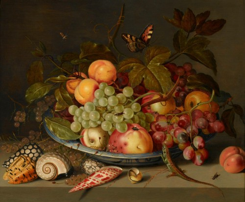 Ambrosius Bosschaert the Elder.