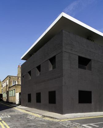 House, London. David Adjaye, architect. (Dezeen magazine).