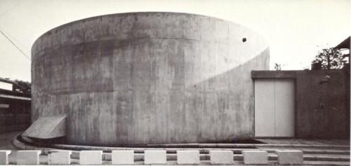 *U* House, Toyo Ito, architect. 1976 Tokyo.