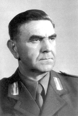 Ante Pavelic, Croation fascist. Circa WW2.
