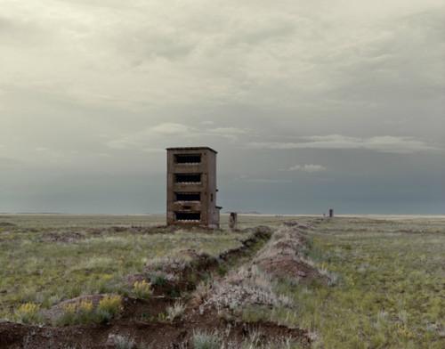 Nadyev Kanter, photography. (Polygon Nuclear Test Site, Kazakhstan).