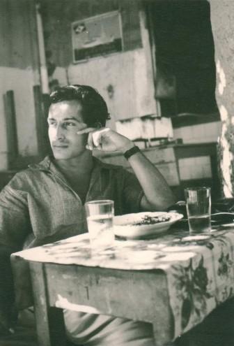 A young Roberto Calasso