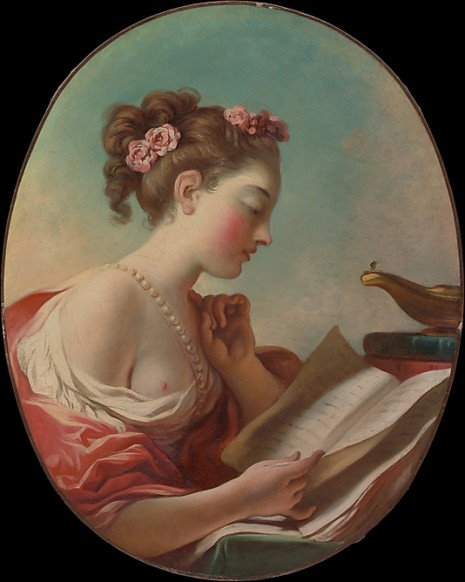 Jean Honore Fragonard.  1770's.