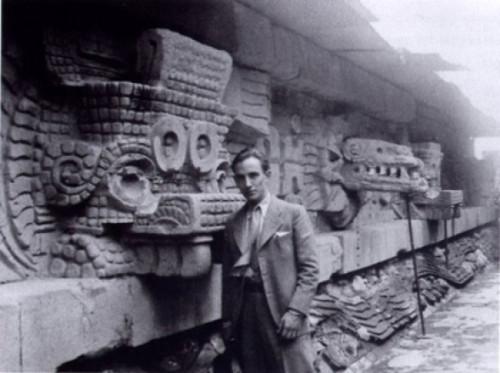 Mario Pani, Mexico City, 1911.