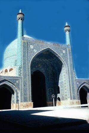 Maydan i Shah, Ishfahan, 1611.