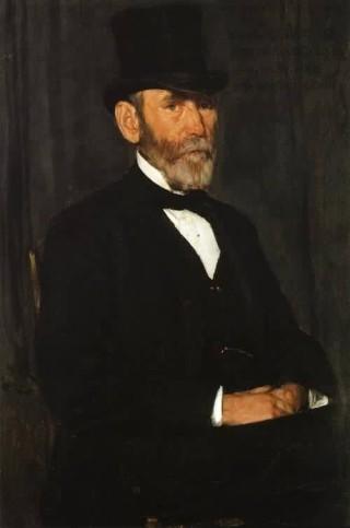 Joseph DeCamp. 1883.
