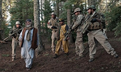 """Lone Survivor"" (2014). Peter Berg, dr."