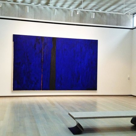 Clyfford Still,  The Still Museum, Denver.