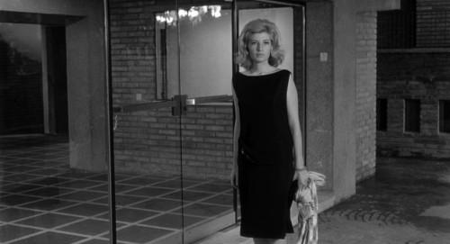 L'Eclisse (1962). Michelangelo Antonioni, dr.