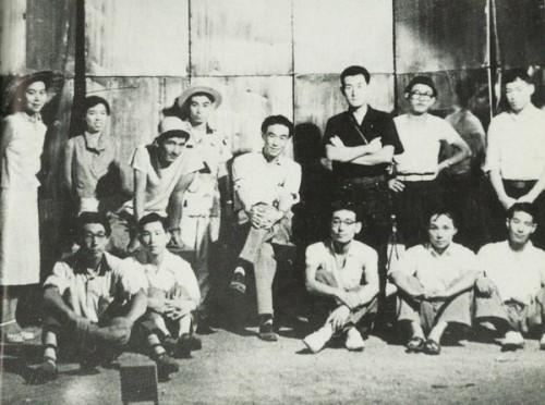 Gutai Group, 1950s.