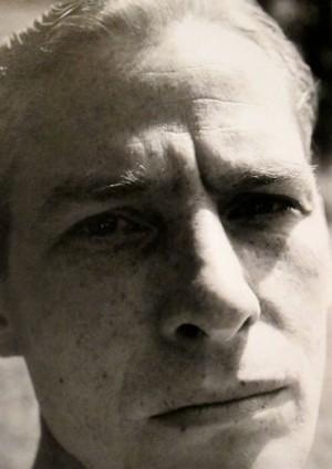 Willem DeKooning. Photo by Hazel Larson Archer.