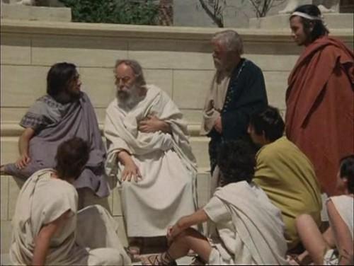 Socrates (1971) Roberto Rossellini, dr.