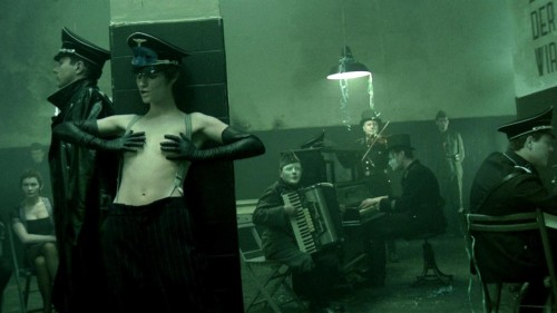 The Night Porter (1974). Liliana Cavani, dr.