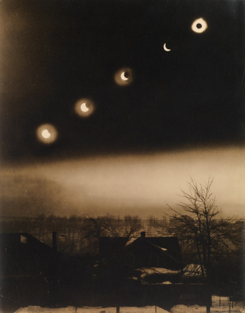 Conningham & O'Brien. (1925, total eclipse of the sun).