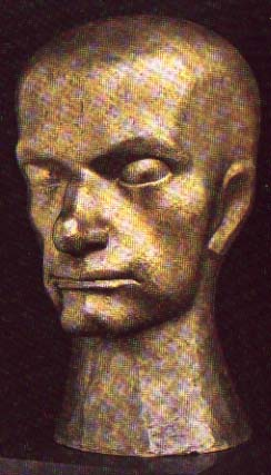 Raymond Duchamp-Villon (Head of Baudelaire)