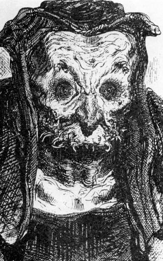 Gustav Dore (The Wild Man).