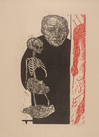 Leonard Baskin (1952).