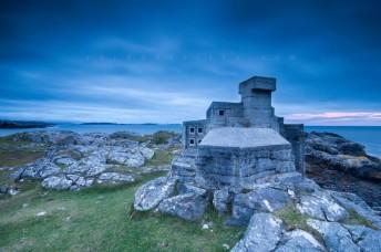 Hermit Castle (David Scott, builder, 1955). Scotland.