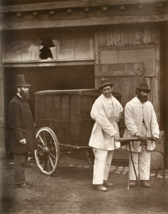 John Thompson and Adolph Smith, photography. (Public Disinfectors, London 1877).