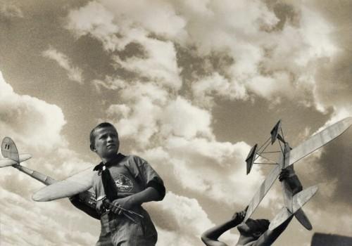 Alexander Rodchenko, photography. 1933.