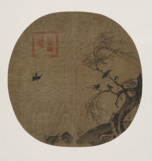 Mao Yi (active 1160 - 1175).
