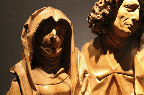 Tilman Riemenschneider, 15th century, Germany.