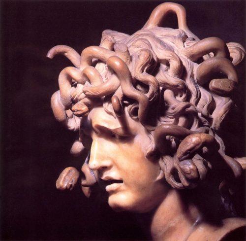Bernini (Medusa, 1630 apprx.)