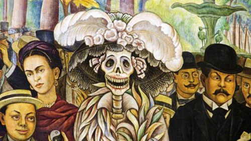 Diego Rivera (detail)