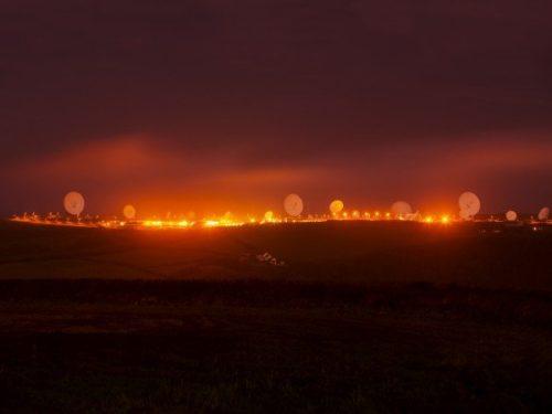 Trevor Paglen, photography (NSA/GCHQ, Bude, Cornwall, 2014)