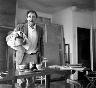 Tadeusz Kantor,  early 70s.