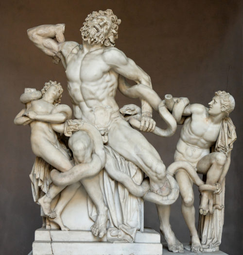 Laocoon and his Sons (late Hellinistic)