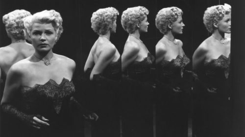 Lady From Shanghai (Orson Welles,dr.) 1948.